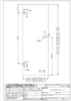 Bohrbild / Glasbearbeitung