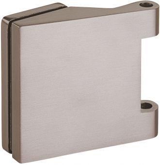 Glastürband 3-teilig bronze matt