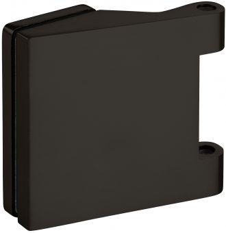 Glastürband 3-teilig smoke black