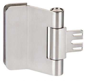 Glastürband 6350 Stahl