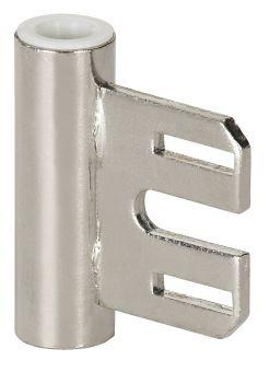 Glastür-Rahmenteil 6844 WF Stahl