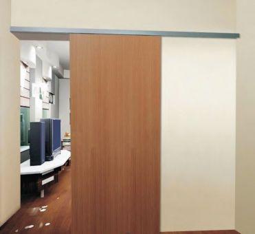 Schiebetürbeschlag San Remo Safe Close für Holztüren I 80 kg