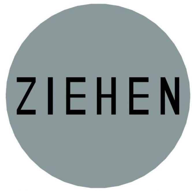 Hinweiszeichen Edelstahl rund Symbol: Ziehen