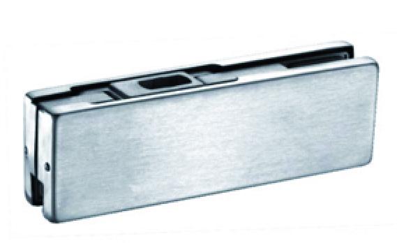 Glastür-Eckbeschlag unten Serie 6731