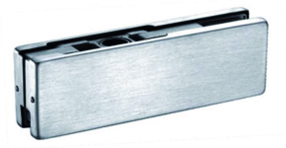 Glastür-Eckbeschlag oben Serie 6732