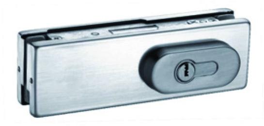 Glastür-Bodenverriegelung Serie 6733