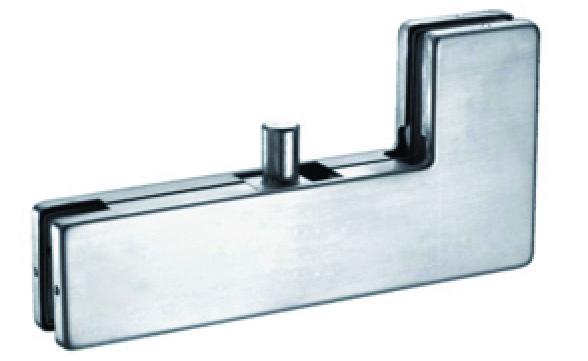 Glastür-Winkeloberlichtbeschlag Serie 6744