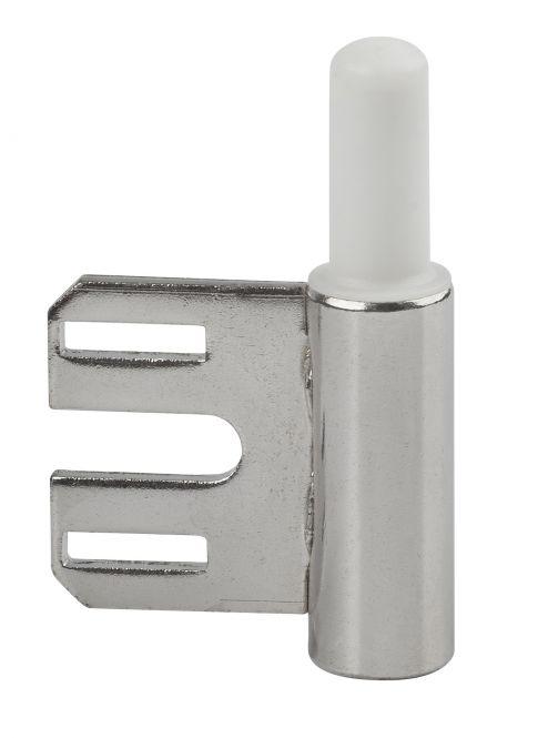 Rahmenteile für 2-tlg. Glastürbänder