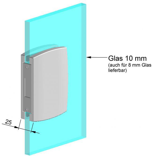 Glas-Gegenkasten 6903 Gegenkasten