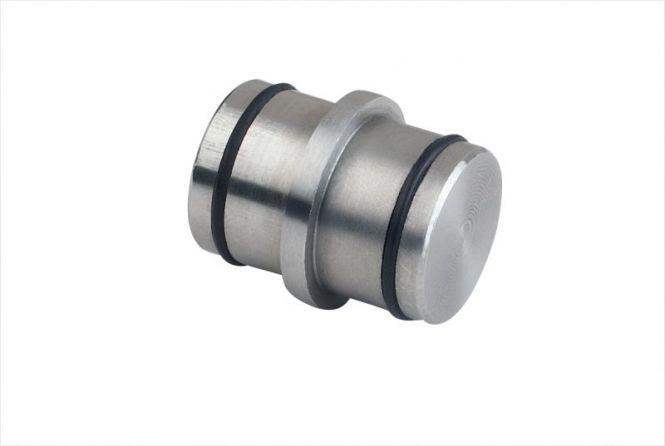 Kopplungselement für Torbole Alu F1 silberfarben eloxiert