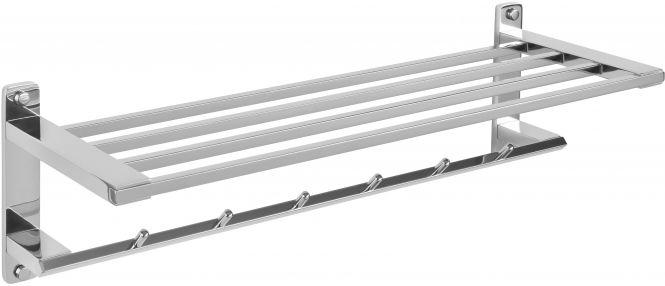 Handtuchhalter Edelstahl S5900 Typ 1 Edelstahl poliert